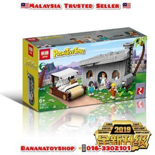 Compatible 51001 The Flintstones New Arrival May19