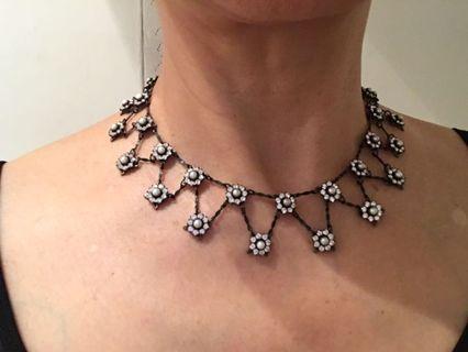 Necklace for the bride 豪華頸鍊