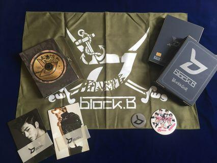 BLOCK B 1st Album Special Limited BLOCKBUSTER