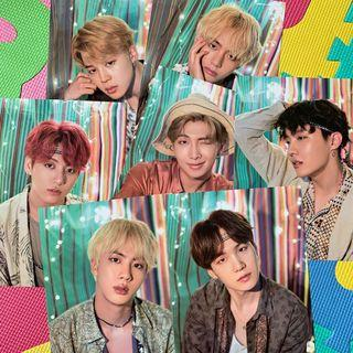BTS 2018 SUMMER PACKAGE MINI POSTER