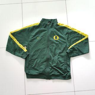 Nike University of Oregon Track Jacket