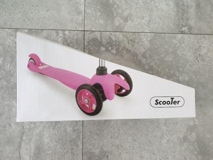 🚚 Scooter