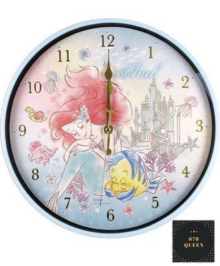 Disney Ariel 掛鐘