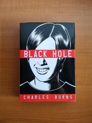 Black Hole by Charles Burns Graphic Novel Comic