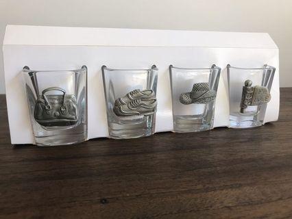 玻璃小酒杯-shot glasses