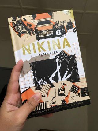 NIKINA BY NADIA KHAN (FIXI)