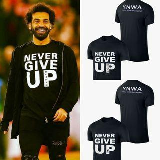 Liverpool Never Give Up Tee