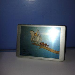 Child's Lunchbox  with Walt Disney  imprint