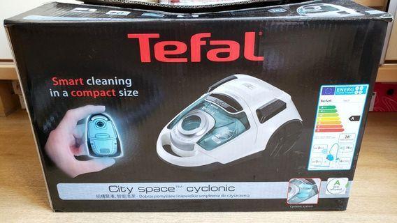 TEFAL City Space Cyclonic Vacuum Cleaner 特福 吸塵機 (TW2757)