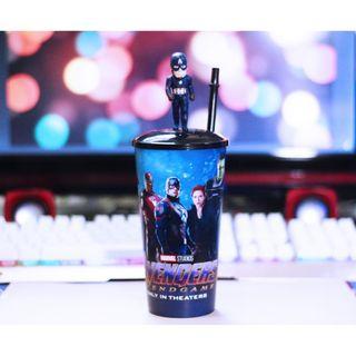 Avengers Endgame Cinema Topper Cup