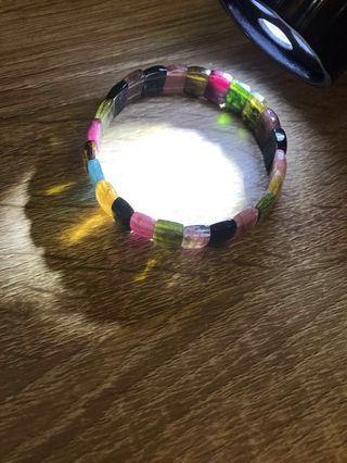 Tourmaline Bracelet 碧玺 10mm
