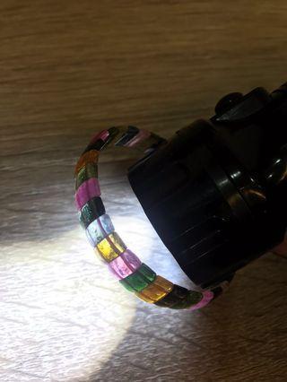 🚚 碧玺Tourmaline Bracelet 9mm