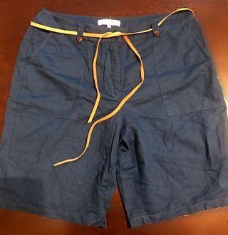 NEW Linen Short w/ belt