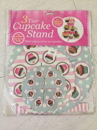 🚚 Cupcake Stand (3 tier)