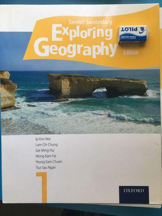 Oxford Senior Exploring Geography Book1 (2nd Edition)
