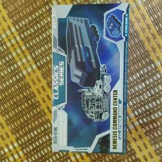 transformers united  optimus prime + bts 01b tailer bib