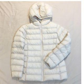 UNIQLO KIDS 連帽極輕保暖外套 大人可穿