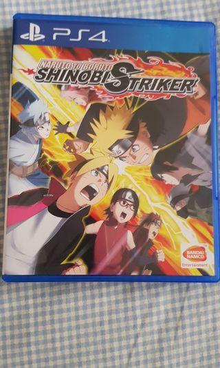 PS4 R3: Naruto to Boruto Shinobi Striker