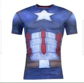 🚚 Captain America Compression Set