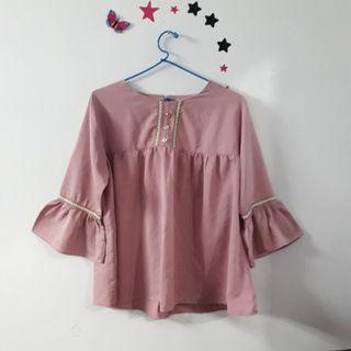 Blouse Pink