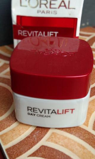 cream anti aging loreal 50 ml (cream siang)