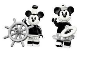 71024 LEGO Disney Minifigures (Mickey and Minnie)