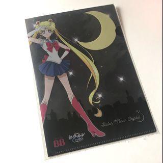 日本限定Sailormoon file