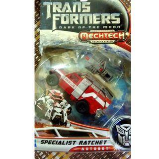 transformers dotm ratchet bob