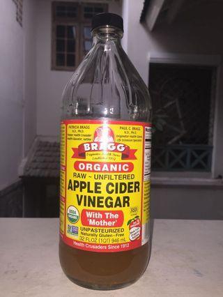 share in bottle - ORIGINAL Bragg Apple Cider Vinegar