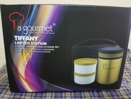 6 pieces Thermal Food Storage Set