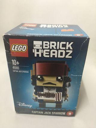 Lego captain jack