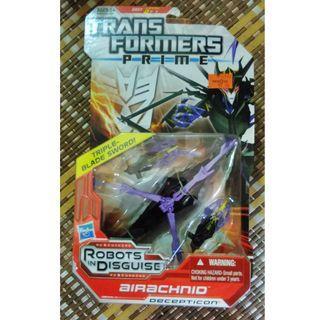 transformers prime airachnid mib