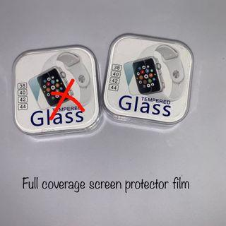 Full coverage screen protector Apple Watch Film