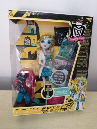 Monster High Lagoona Mad Science Doll