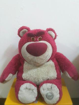 🚚 充滿草莓味的熊抱哥