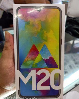 Samsung M20 Kredit Mudah