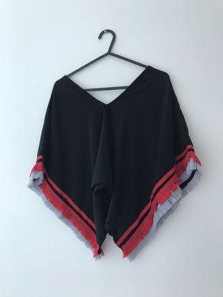 Tribe style tops