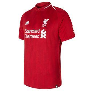 Authentic Brand New New Balance Liverpool Jersey 18/19