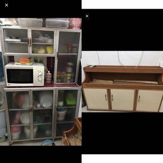 Rak piring/kitchen set/lemari dapur