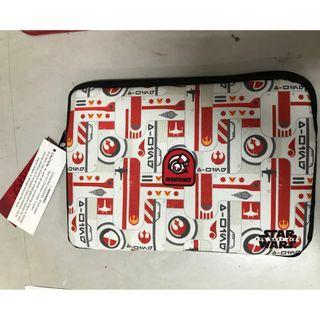 """Brand New Starwars 9.7"""" Tablet Pouch for Sale!"""