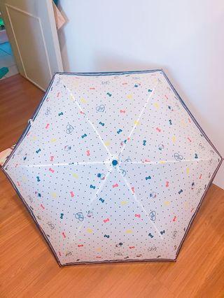 Hello kitty日本限定傘