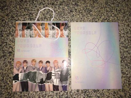 [ UNOFFICIAL ] BTS Book from SG