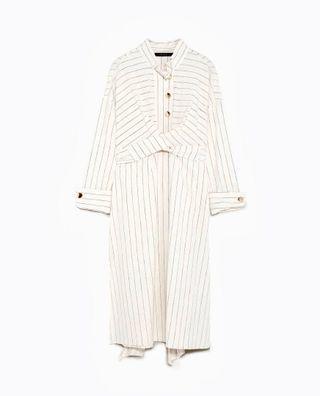 [NEW] ZARA Linen dress