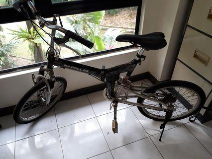 Foldable Mountain Bicycle