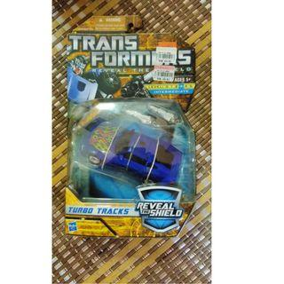 transformers reveal the shield turbo track
