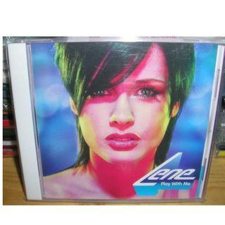Lene Play With Me 日版 CD