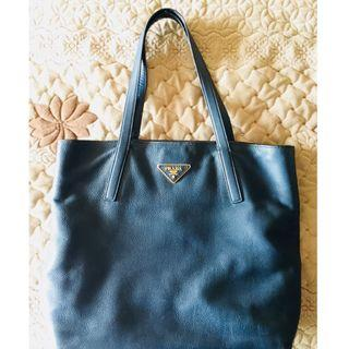 Authentic PRADA Special Edition MidnightBlue Sling Bag