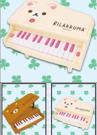 鬆弛熊兒童電子鋼琴
