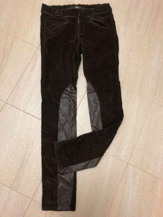 Zara Girls Cord Riding pants