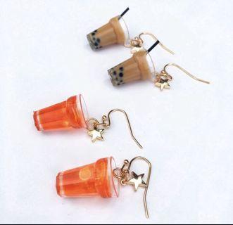 drinks earrings !